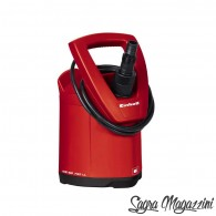 Pompa sommersa Einhell acqua pulita 750W immersione 2mm prevalenza 10mt