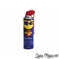 WD-40 500ML LUBRIFICANTE SBLOCCANTE ANTIRUGGINE METALLI CROMATURE SPRAY MULTIUSO ANTICORROSIVO