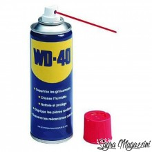 WD-40 400ML LUBRIFICANTE SBLOCCANTE ANTIRUGGINE METALLI CROMATURE SPRAY MULTIUSO ANTICORROSIVO